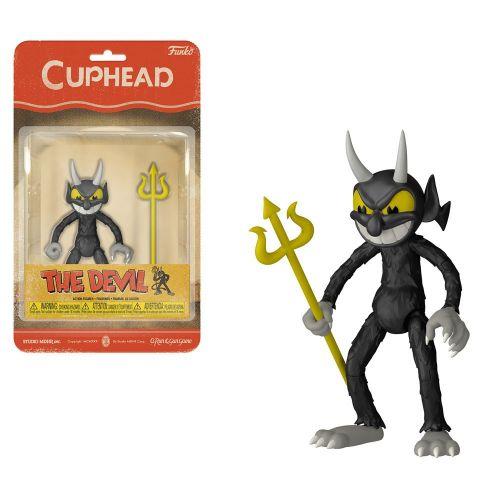 Funko Cuphead Action Figure  S1- The Devil