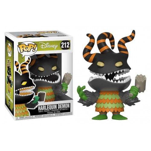 Funko Disney The Nightmare Before Christmas Harlequin Demon