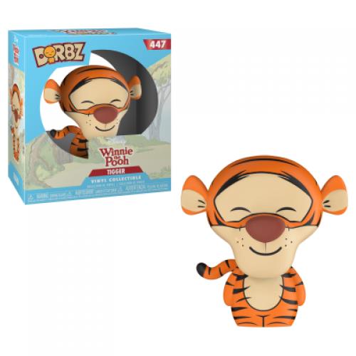 Funko Dorbz Disney Ursinho Puff - Tiger