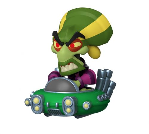 Funko Mystery Minis Crash Team Racing Nitro Fueled Oxide