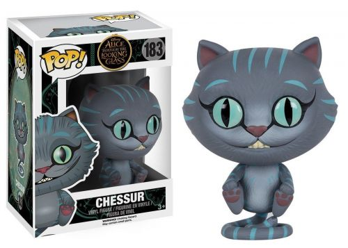 Funko Pop Alice Through The Looking Glass - Chessur