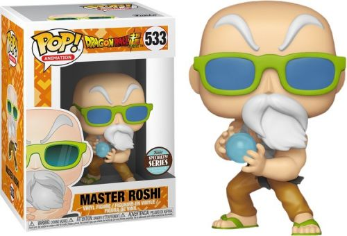 Funko Pop Anime Dragon Ball Super - Master Roshi