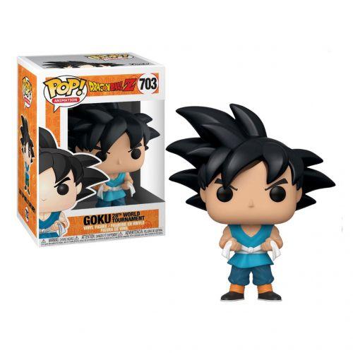 Funko Pop Anime Dragon Ball Z Goku (28º World Tournament) 703