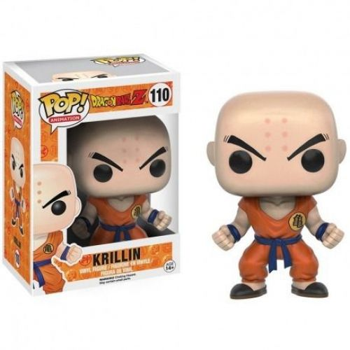 Funko Pop Anime Dragon Ball Z - Krillin