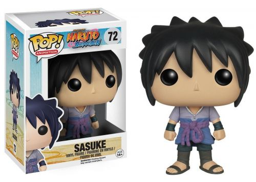 Funko Pop Anime Naruto - Sasuke