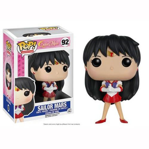 Funko Pop Anime Sailor Moon - Sailor Mars
