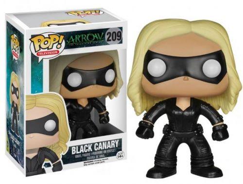 Funko Pop Arrow - Black Canary