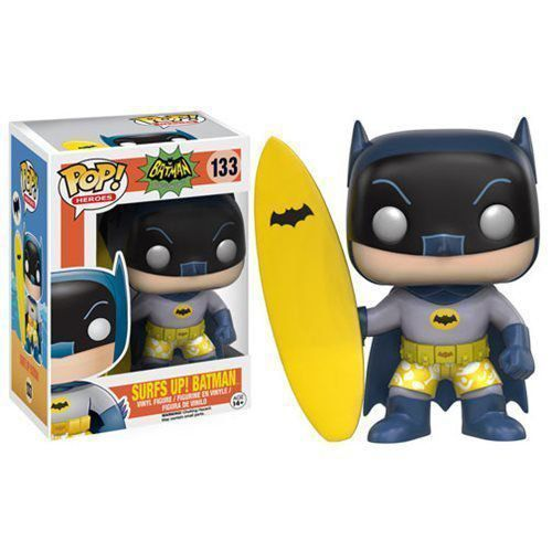 Funko Pop Batman 1966 Classic TV Series - Surfs Up! Batman