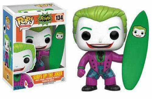 Funko Pop Batman 1966 Classic TV Series - Surfs Up! The Joker
