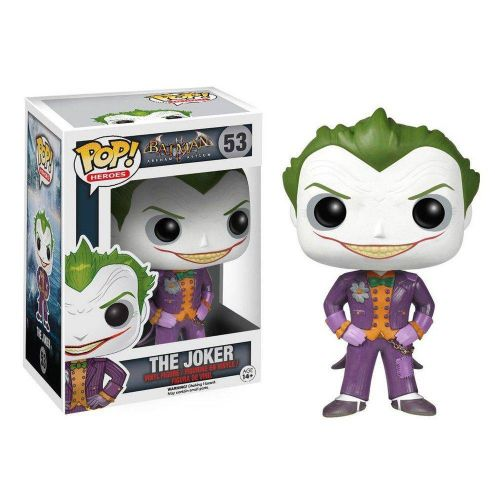 Funko Pop Batman Arkham Asylum - The Joker