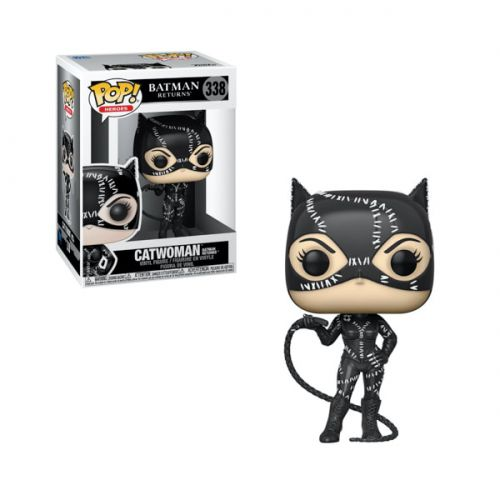 Funko Pop Batman Returns - Catwoman 338