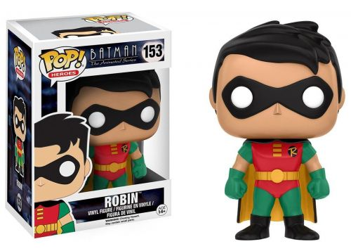 Funko Pop Batman The Animated Series - Robin