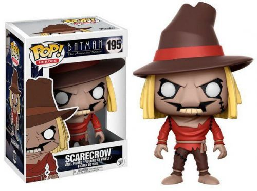 Funko Pop Batman The Animated Series - Scarecrow