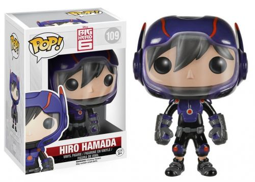 Funko Pop Big Hero 6 - Hiro Hamada