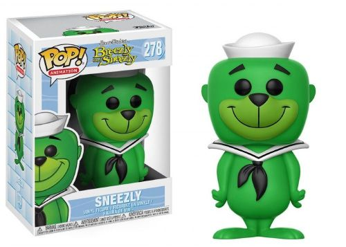 Funko Pop Cartoon Hanna Barbera - Sneezly