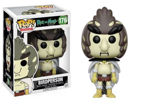Funko Pop Cartoon Rick and Morty - Birdperson