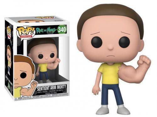 Funko Pop Cartoon Rick and Morty - Sentient Arm Morty