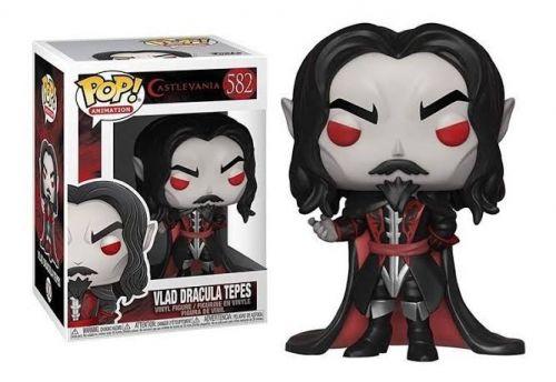 Funko Pop Castlevania Vlad Dracula Tepes
