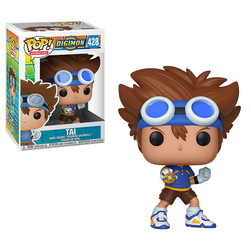 Funko Pop Digimon - Tai