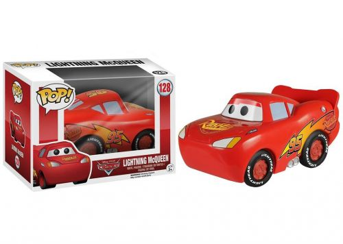 Funko Pop Disney Cars Lightning Mcqueen