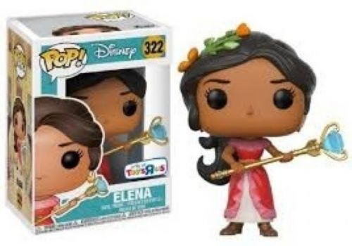 Funko Pop Disney Elena ( Exclusivo Toysrus )