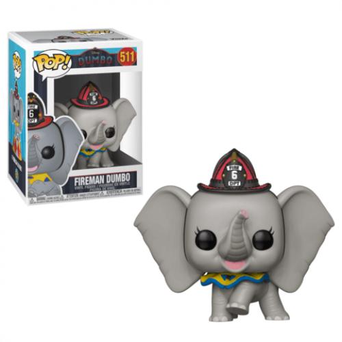Funko Pop Disney Fireman Dumbo 511