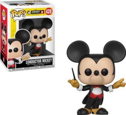 Funko Pop Disney - Mickey's 90Th - Conductor Mickey