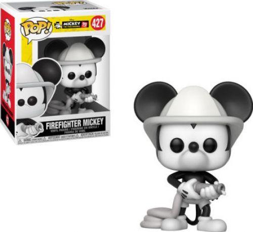 Funko Pop Disney - Mickey's 90Th - Firefighter Mickey