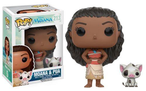 Funko Pop Disney - Moana & Pua