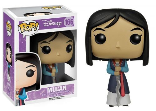 Funko Pop Disney - Mulan 166