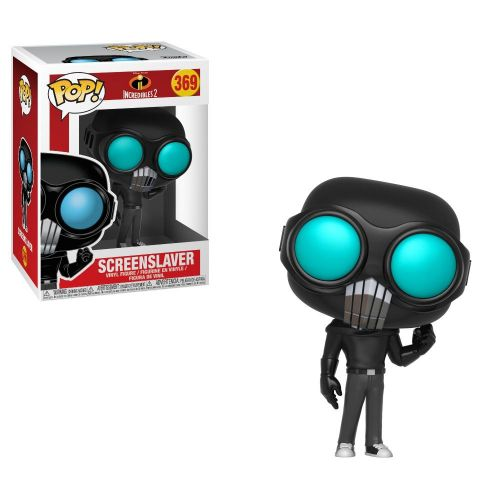 Funko Pop Disney Os incríveis 2 - Screenslaver