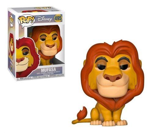 Funko Pop Disney Rei Leão - Mufasa 495