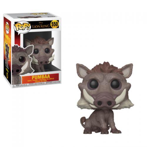 Funko Pop Disney Rei Leão Pumbaa 550