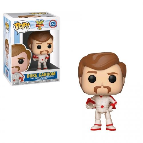 Funko Pop Disney - Toy Story 4 - Duke Caboom
