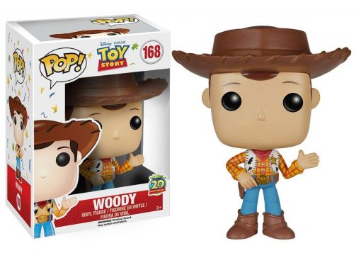 Funko Pop Disney Toy Story - Woody