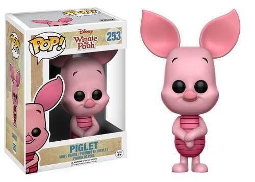 Funko Pop Disney Ursinho Puff - Piglet