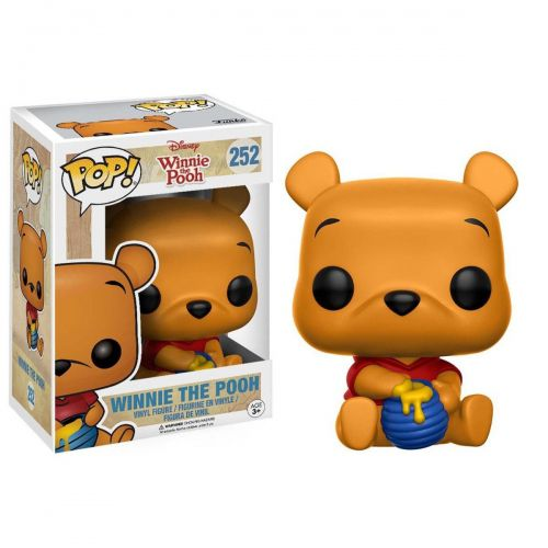 Funko Pop Disney Ursinho Puff - Ursinho Puff
