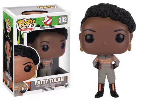 Funko Pop Filmes Ghostbusters - Patty Tolan
