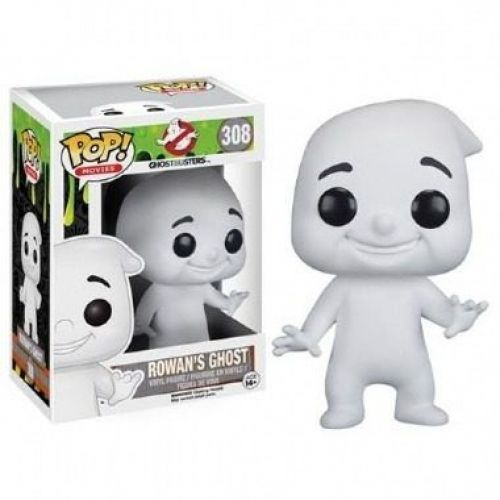 Funko Pop Filmes Ghostbusters - Rowans Ghost