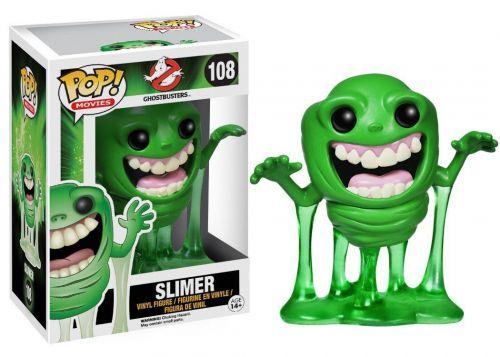 Funko Pop Filmes Ghostbusters - Slimer