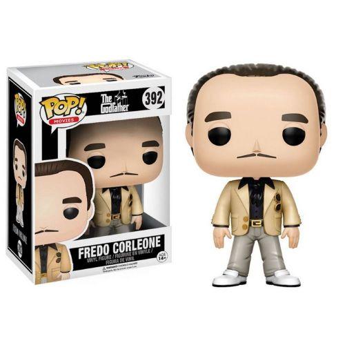 Funko Pop Filmes Godfather ( Poderoso Chefão ) - Fredo Corleone