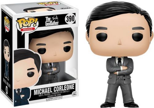 Funko Pop Filmes Godfather ( Poderoso Chefão ) - Michael Corleone