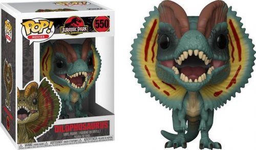 Funko Pop Filmes Jurassic Park - Dilophosaurus