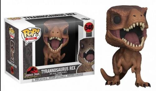 Funko Pop Filmes Jurassic Park - Tyrannosaurus Rex