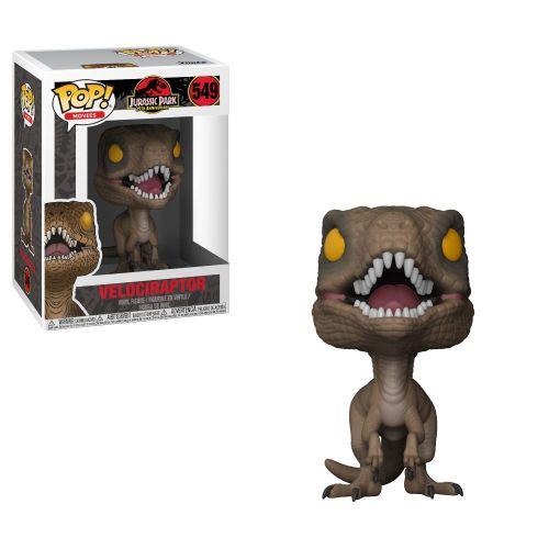 Funko Pop Filmes Jurassic Park - Velociraptor