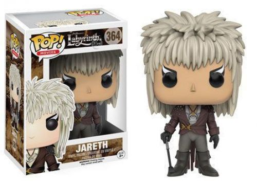 Funko Pop Filmes Labyrinth - Jareth