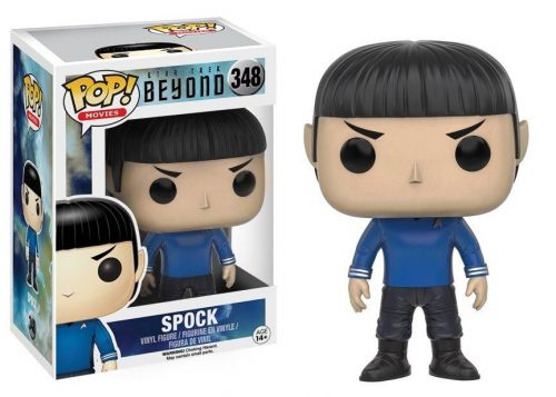 Funko Pop Filmes Star Trek Beyond - Spock
