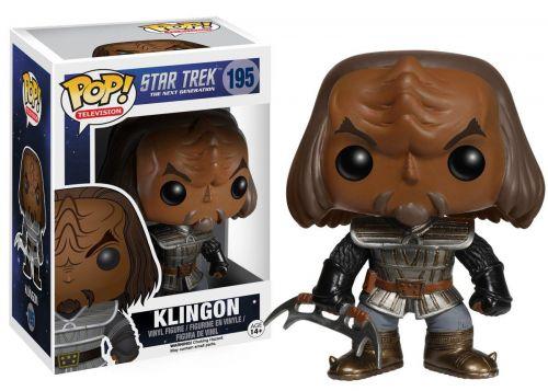 Funko Pop Filmes Star Trek - Klingon