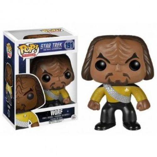 Funko Pop Filmes Star Trek - Worf