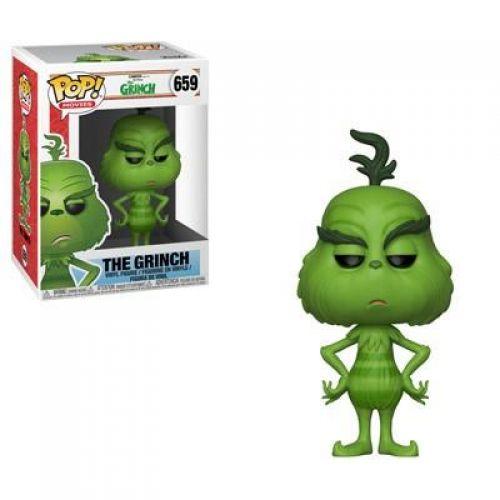 Funko Pop Filmes The Grinch - The Grinch